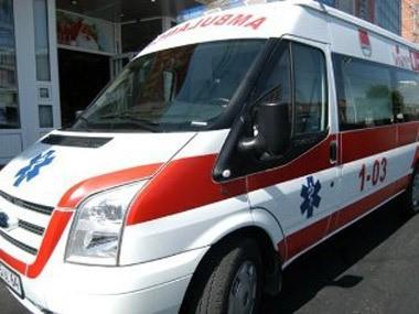 Լենինգրադյան փողոցում տեղի ունեցած ՃՏՊ-ից տուժածի վիճակը գնահատվել է կայուն ծանր