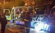 Ավտոբուսի պայթյունի հետևանքով զոհվել է 3, վիրավորվել 7 քաղաքացի