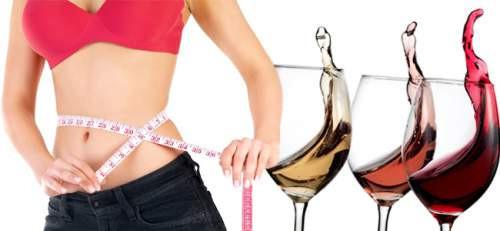Գինին օգնում է նիհարել