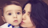 Ծնվել է Էմմիի երկրորդ երեխան (ֆոտո)