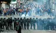 Վենեսուելայում ցույցերի ժամանակ  ավելի քան 247 մարդ է տուժել