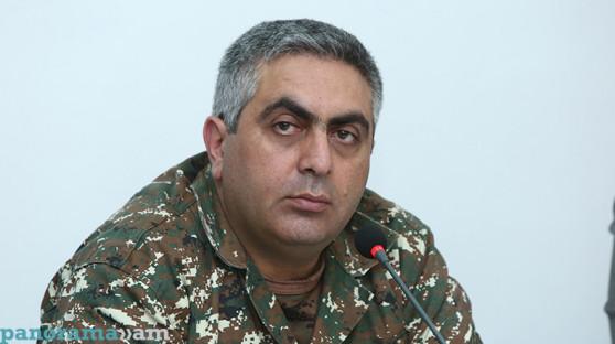 Արցախից երկու վիրավոր զինծառայող տեղափոխվել է Երևան