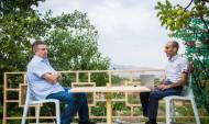 Կարեն Կարապետյանն Արցախում հանգստանում է պապական տանը