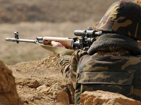 Հակառակորդը հայկական դիրքերի ուղղութամբ արձակել է շուրջ 3300 կրակոց. ԼՂՀ ՊՆ