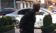 Երևանում մուրացկանը  10, 20 դրամանոցները նետել է իրեն օգնության ձեռք մեկնած կնոջ վրա