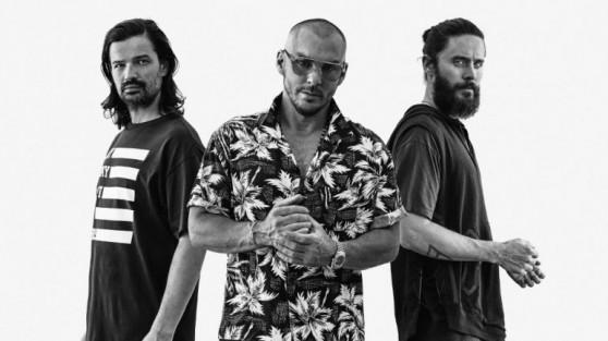 «Thirty Seconds To Mars» ռոք-խումբը ներկայացրել է նոր երգ․ Walk On Water (վիդեո)