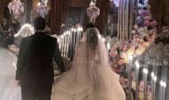 Առաջին կադրերը՝ Սամվել Կարապետյանի կրտսեր որդու հարսանիքից (ֆոտո/վիդեո)