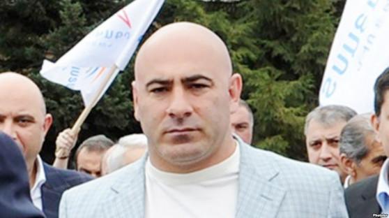 Գագիկ Ծառուկյանի թիկնազորի պետն ազատ է արձակվել