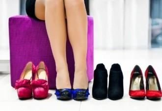 Ինչ անել, որ նոր կոշիկը չսեղմի ոտքերը